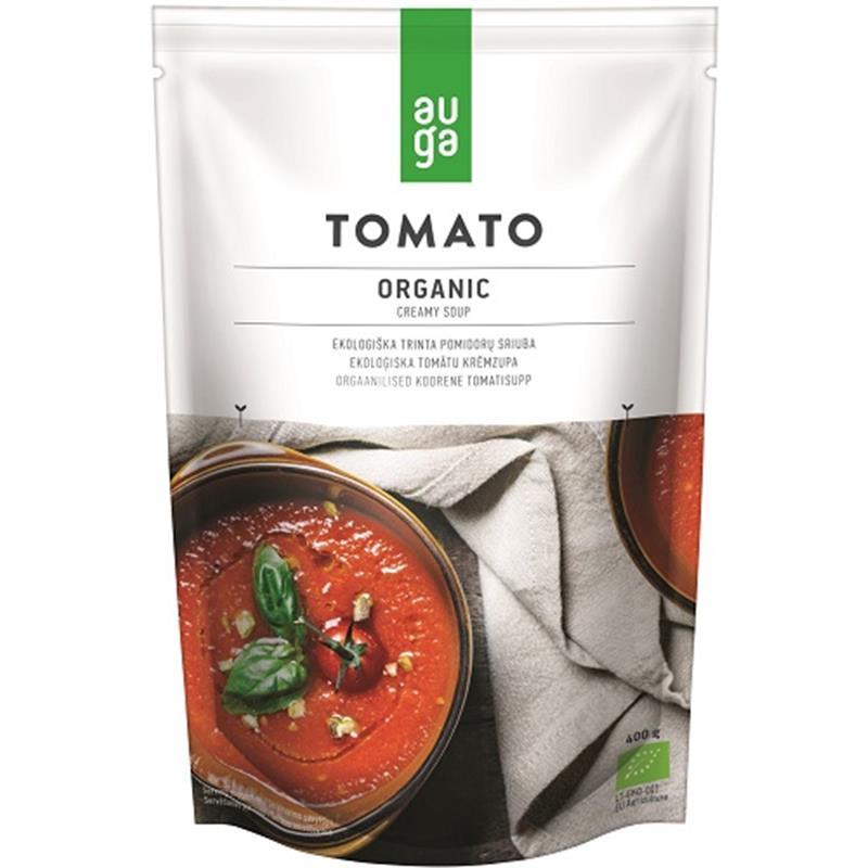 <AUGA>オーガニック トマトスープ 400g