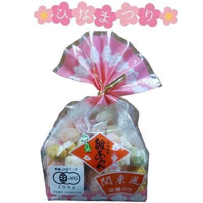 ひなあられ関東風 (砂糖がけ) 60g