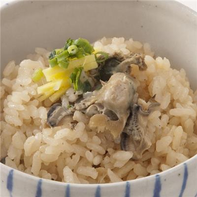 【冷凍】能登産かき飯の素 160g