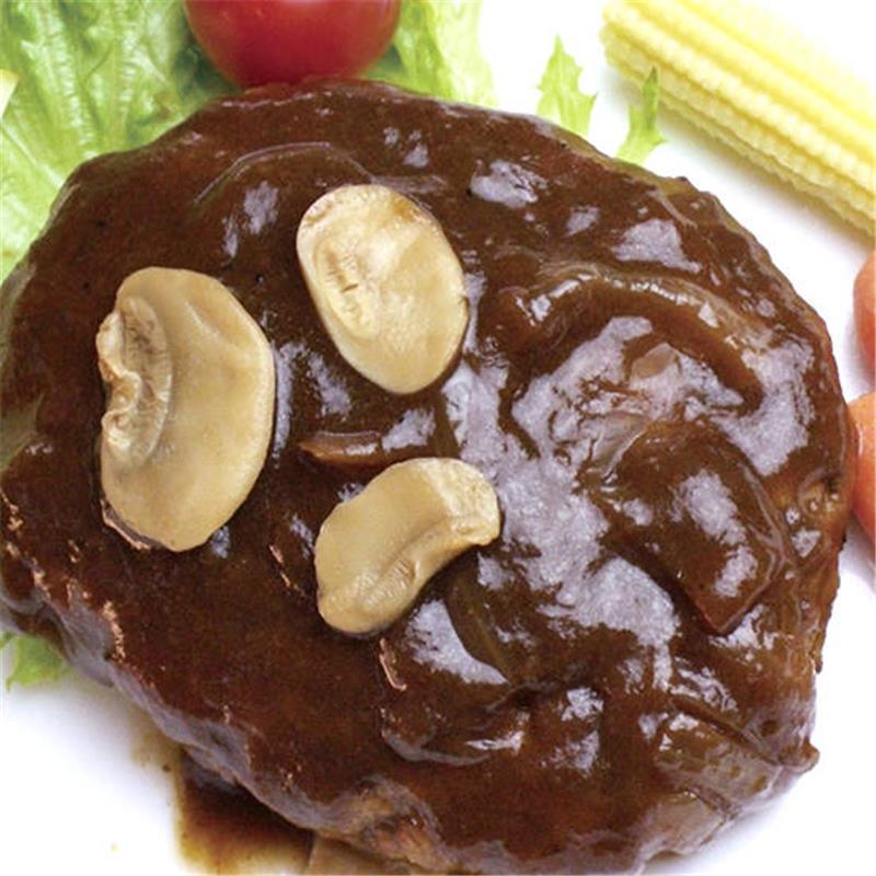 【冷凍】<私のレストラン>煮込みハンバーグ 160g