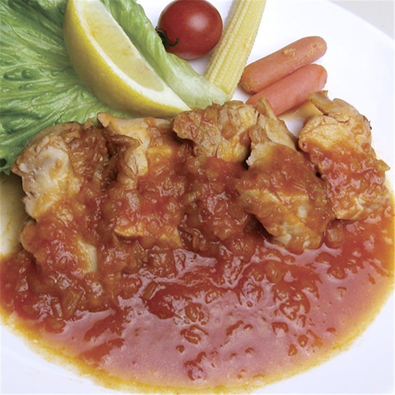 【冷凍】<私のレストラン>若鶏のソティーイタリアン風 160g