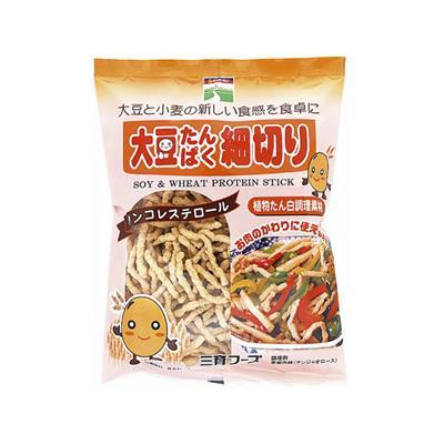 <三育>大豆たんぱく 細切り 90g