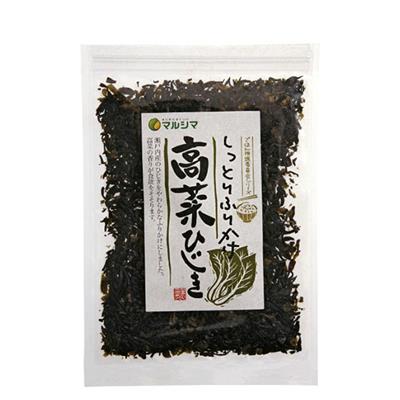 <マルシマ>しっとりふりかけ(高菜ひじき)40g