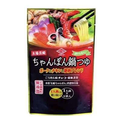 <チョーコー>ちゃんぽん鍋つゆ 30mL×4袋