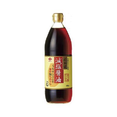 <チョーコー>超特選 減塩醤油 900mL