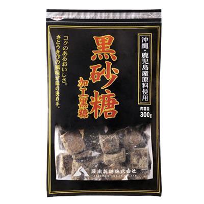 沖縄・鹿児島産 黒砂糖 300g