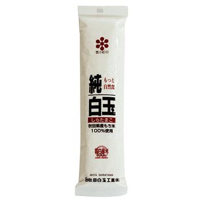 <秋田白玉>純白玉粉 150g