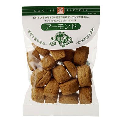 ナチュラルクッキー(アーモンド)80g