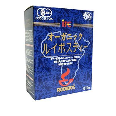 オーガニック ルイボスティー(煮だしタイプ)6g×30包