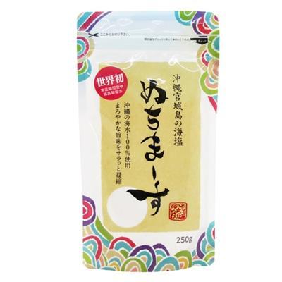 <沖縄の海塩ぬちまーす>詰替え用 250g