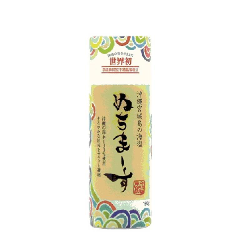 <沖縄の海塩ぬちまーす>クッキングボトル 150g