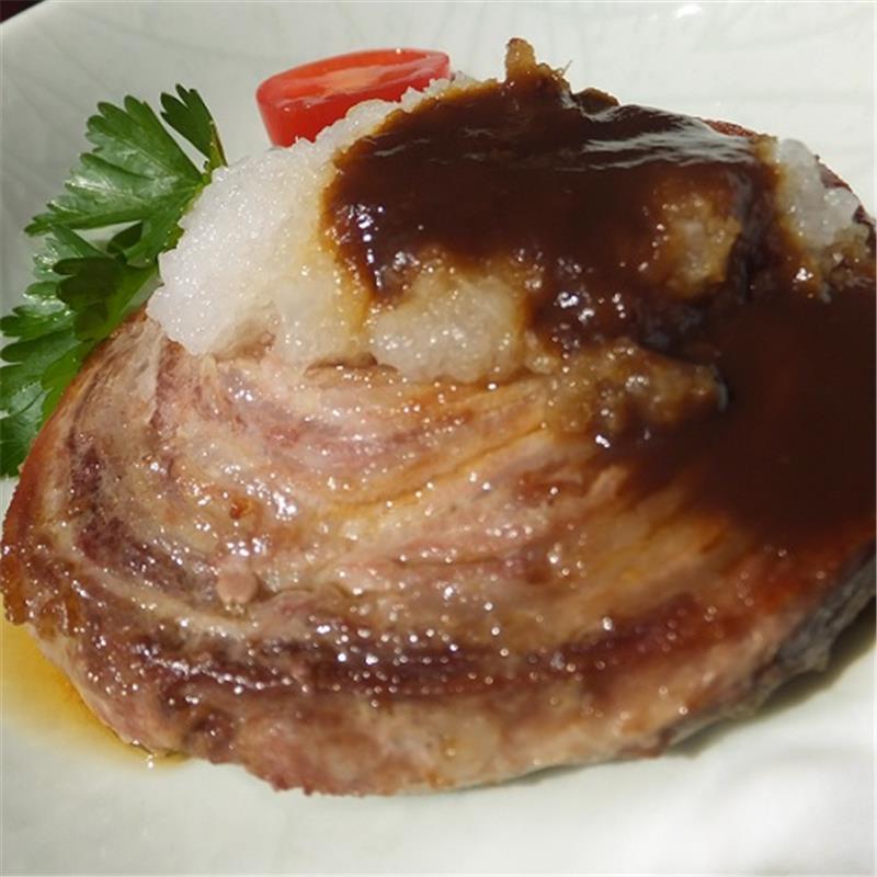 薩摩黒豚ミルフィーユステーキセット