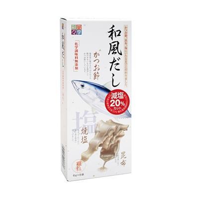 <四季彩々>和風だし(減塩20%カット)6g×8袋