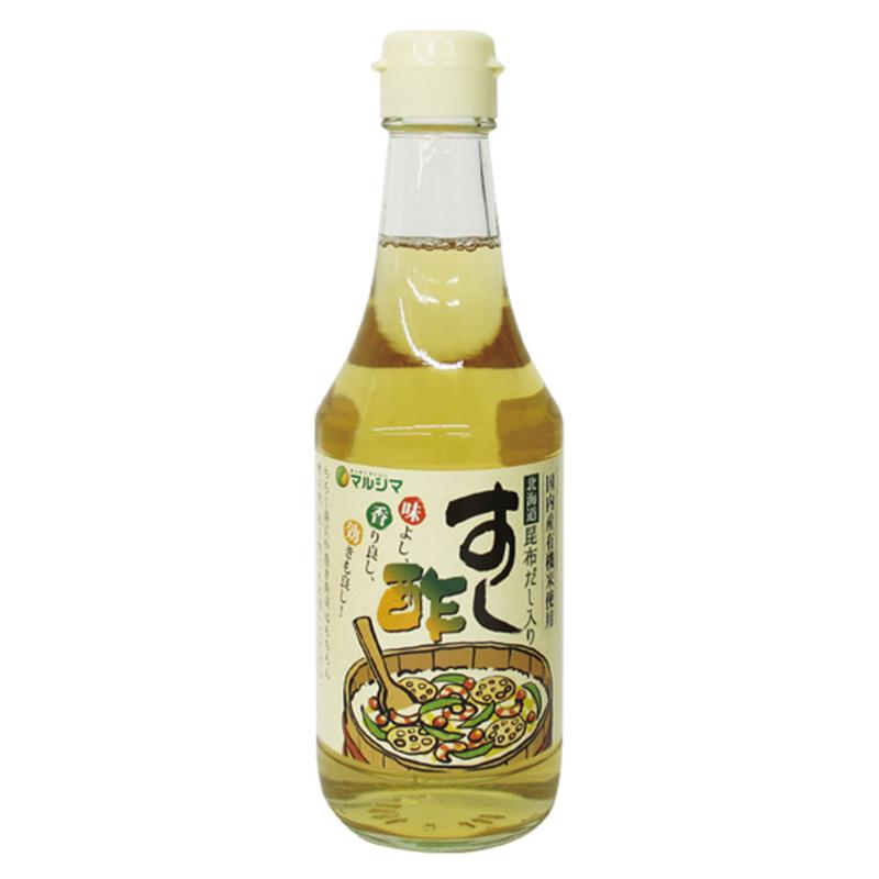 <マルシマ>寿し酢 300mL