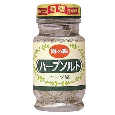 <海の精>有機ハーブソルト(食卓ビン)55g