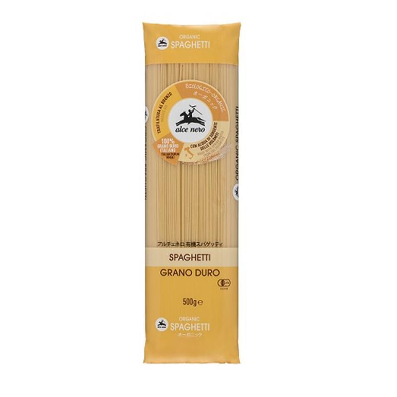 <アルチェネロ>有機 スパゲッティ 500g