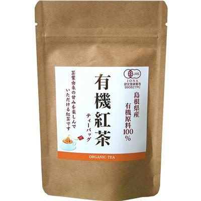 有機紅茶 島根県産 2g×12袋