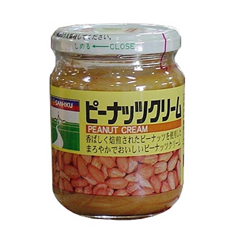 <三育>ピーナッツクリーム 210g