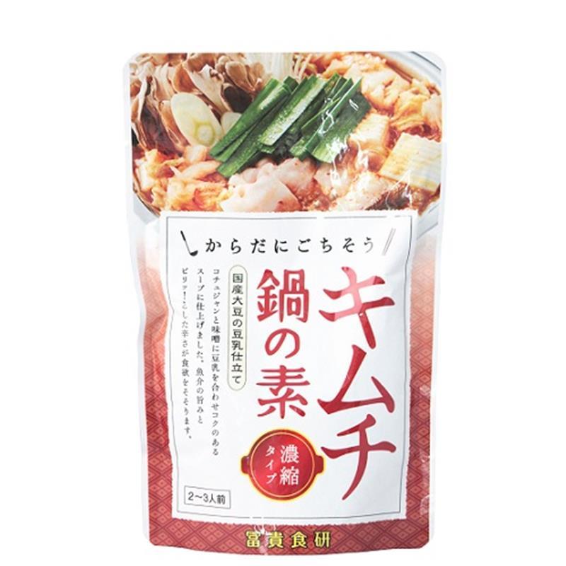 <冨貴>キムチ鍋の素 150g