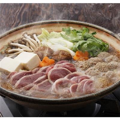 青森県産本鴨鍋セット(小)