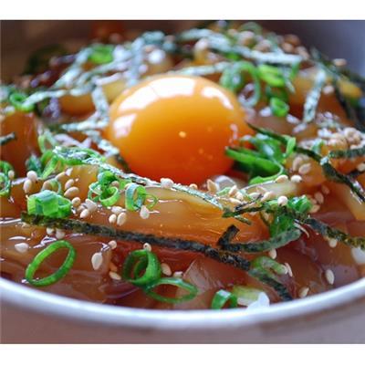 寒シマメ(スルメイカ)肝醤油漬けセット