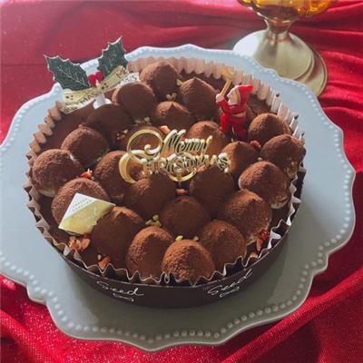 苺ティラミス クリスマスチーズケーキ