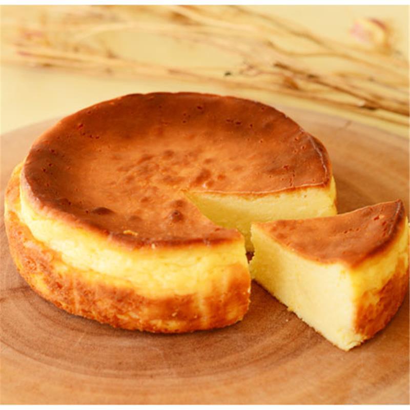 しあわせ牧場のやぎミルクチーズケーキ