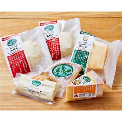 冨田ファームのチーズセット