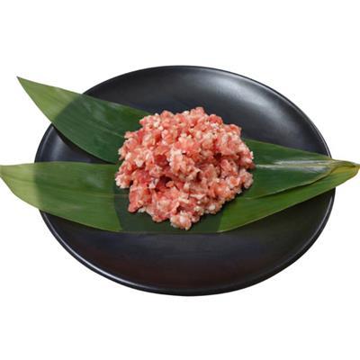【冷凍】<茶美豚>豚モモミンチ 200g