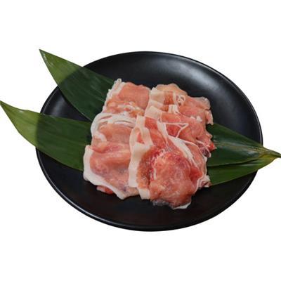【冷凍】<茶美豚>豚ローススライス 200g