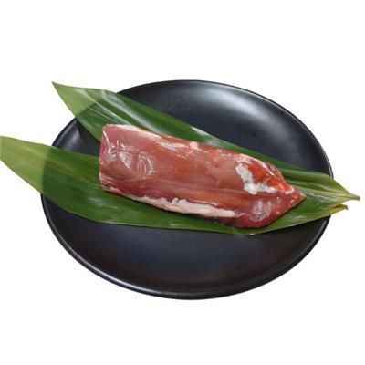 【冷凍】<茶美豚>豚フィレブロック 200g