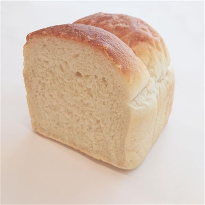【冷凍】オーガニック小麦のブレッドハーフ