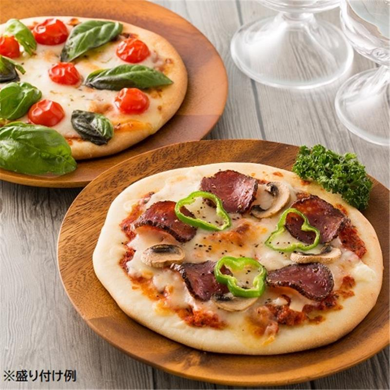 【冷凍】こだわりのピザ(プレーン) 2枚