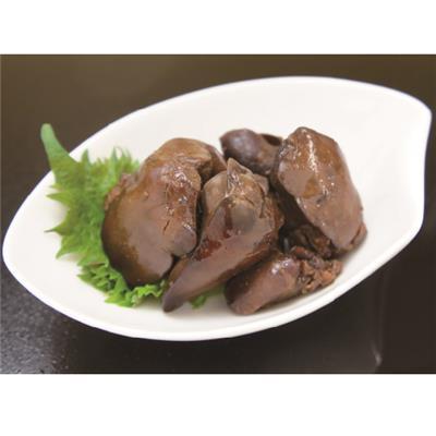 【冷凍】エコかざ鶏 鶏もつの甘露煮 120g