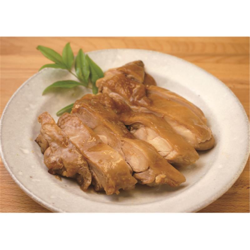 【冷凍】つくば鶏 筑波鶏の照り焼き 170g