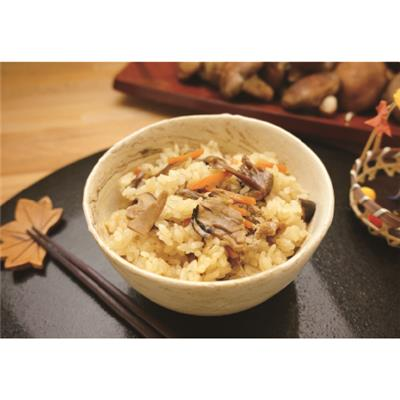 【冷凍】国産きのこ飯の素(2合分) 170g