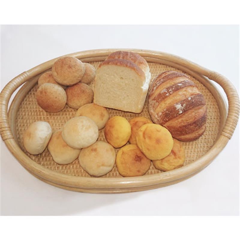 【冷凍】オーガニック小麦のおまかせシロクマパンセット