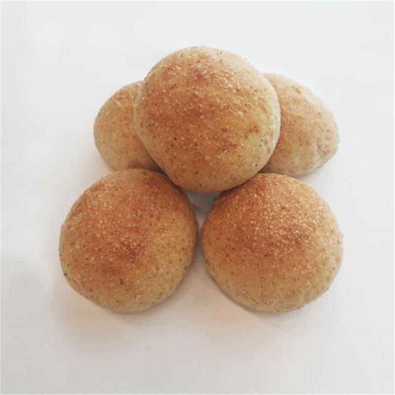 【冷凍】オーガニック小麦の全粒粉ロール 30g 5個入り
