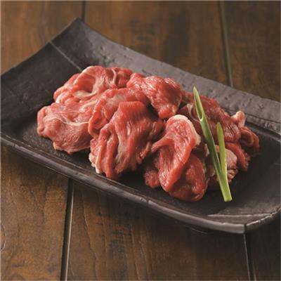 【冷凍】<豊西牛>切落しスライス 300g