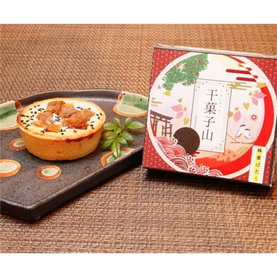 【冷凍】土佐の和タルト「干菓子山」蜂蜜ばたー 90g