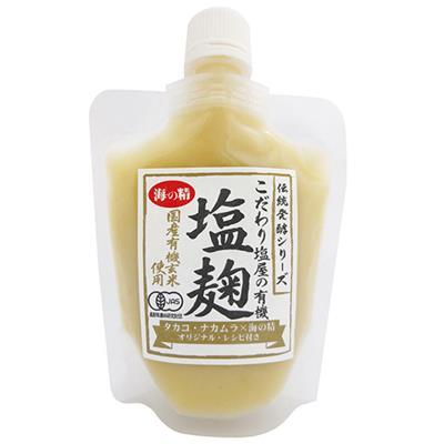 <海の精>有機玄米塩麹 170g