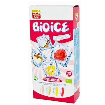 オーガニックビオアイス スペシャルフルーツ 10本