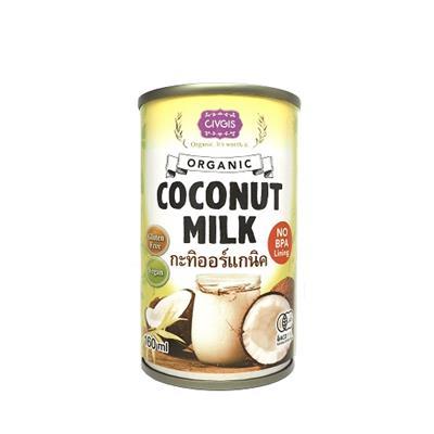 <チブギス>オーガニックココナッツミルク 160mL
