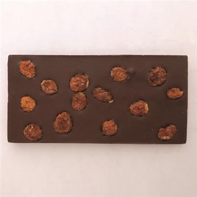 <アルマテラ>有機アガベチョコレートダーク ゴールデンベリー 100g