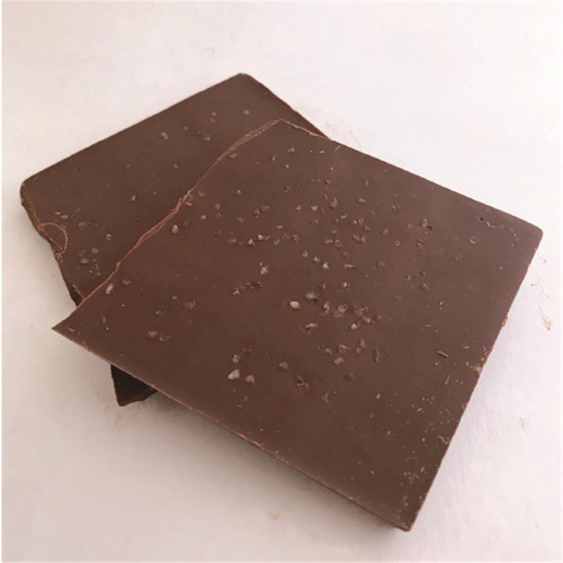 <アルマテラ>有機アガベチョコレートダーク ピンクソルト 100g