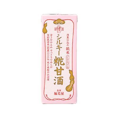 <福光屋>純米シルキー糀甘酒