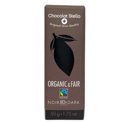 オーガニック ダークチョコレート カカオ80% 50g