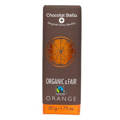 オーガニック ダークオレンジチョコレート 50g