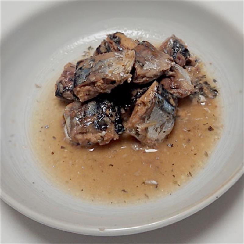 さんまの黒酢煮 95g