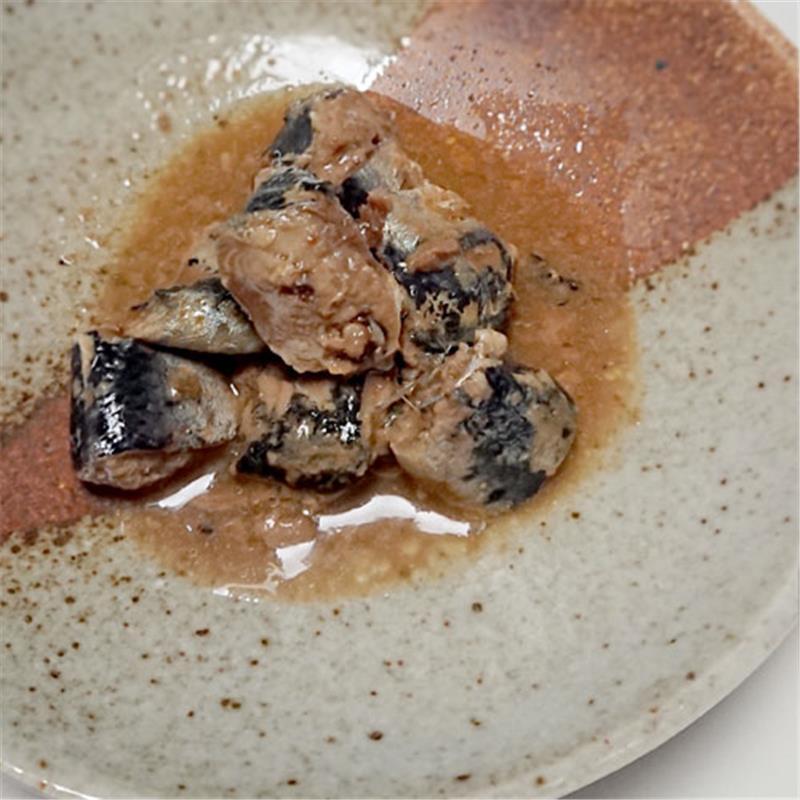 いわしの味噌煮 95g